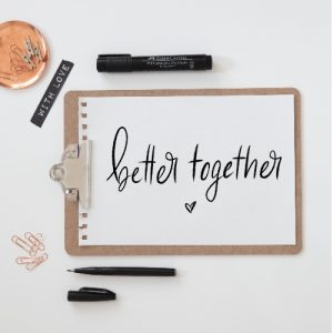 Designstories | Freebies | Better together Preview